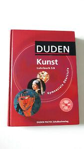 Kunst Lehrbuch S II plus CD (DUDEN; ISBN: 978-3-89818-694-0)
