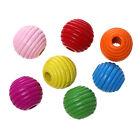 Colorido perlas de madera mezcladas, en 39 DIFERENTES FORMAS Y Tamaños a elegir