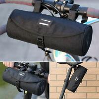 MTB Waterproof Bike Bag Handlebar Top Tube Bicycle Cell Phone Pouch GPS Holder