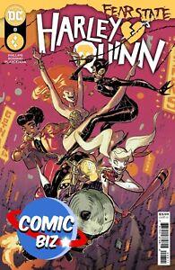 HARLEY QUINN #8 (2021) 1ST PRINTING ROSSMO MAIN COVER DC COMICS
