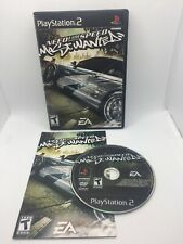 Need for Speed: Most Wanted (Sony PlayStation 2, 2005) PS2 Complete And Tested!