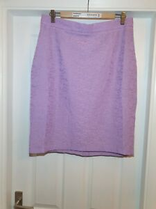 New purple Skirt by Collection, Uk size 16