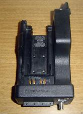 Motorola NTN1340A Converta-com Radio Holder Unit NTN 1340A