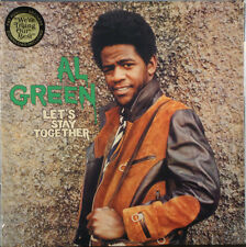 AL GREEN let's Stay Together SEALED LTD ED Reissue LP