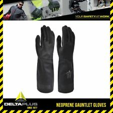 Delta Plus Toutravo Neoprene Cotton Flock Lining Safety Gloves Waterproof VE510