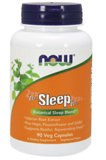 Sleep Now Foods 90 VCaps