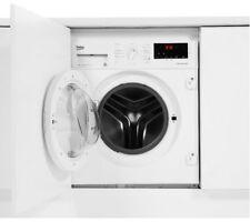 BEKO WIX765450 Integrated 7 kg 1600 Spin Washing Machine - White