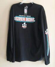Super Bowl LI February 5, 2017 t shirt Houston TX Size XL Majestic New with tags