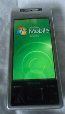 Sony Ericsson Xperia X1 Acero Plata Pantalla táctil del teléfono