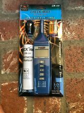Galaxy Audio Checkmate Spl Meter Cm-130