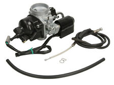 Carb Carburetor Scooter Piaggio 2T 50cc - 80cc (New) ZIP  17,5mm E-choke