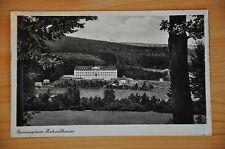 AK Genesungsheim Hochwaldhausen- Vogelsberg, Ilbeshausen, s/w, gel. 1953
