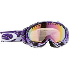 Brand New Oakley A-Frame Goggles Ski Snowboard Pink Iridium Lens