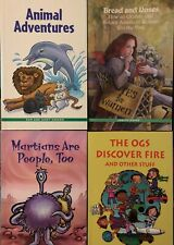 4 Benchmark Edu Navigators Early Reader Martians Are People Too Bread & Roses Pb