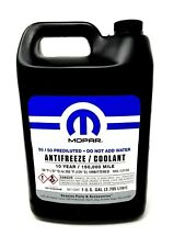 13-18 Jeep Dodge Chrysler Ram Fiat Engine Coolant Antifreeze Mopar Factory OEM