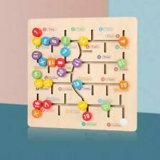 New Educational Toys Maze Toy Kids Baby Stuff Wooden Girl Gift Game Puzzle Board