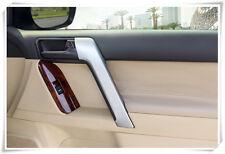 2010-2018 For Toyota Prado FJ150 Matte Car Front Door Armrest Decoration Trim