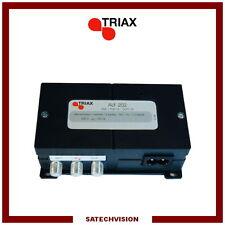 Alimentation pour Préamplificateur Triax Alf 202 - 24 VCC 200 ma 2 sorties TV