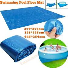 Swimming Pool Floor Protector Mat Ground Cloth Foldable Waterproof Pool Cloth