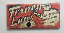 Vintage Forney Arc Welders Lens Shade 9