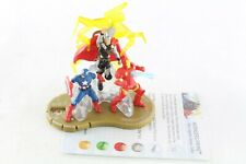 Heroclix Marvel caos Guerra Avengers Prime Chase SR 060 Súper Rara