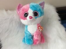 """Ty Beanie Boos Fiona The Cat Jumbo 17"""" -New W/ Mint Tag-Justice Exclusive"""
