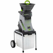 "Earthwise (1-3/4"") 15-Amp Electric Chipper Shredder"