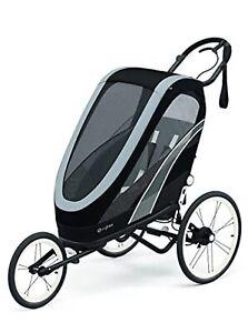 Cybex ZENO Stroller Multisport Trailer Frame with Seat Pack black new