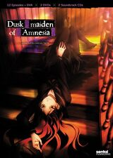 Dusk Maiden of Amnesia - Complete Collection (DVD & Soundtracks) R1 Anime Lot
