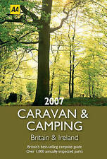 AA Caravan and Camping Britain and Ireland 2007 (AA Lifestyle Guides), , New Boo