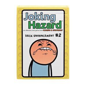 Genuine New Copy - Joking Hazard: Deck Enhancement #2