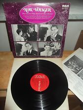 """Max Steiner """"Now, Voyager - The Classic Film Scores Of Max Steiner"""" LP OST RCA"""