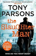 The Slaughter Man (DC Max Wolfe),Tony Parsons