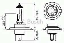 BOSCH XENON BLUE 472 H4 12V 60/55W P43T - 1987302045