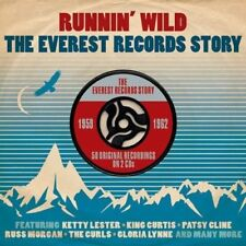 Runnin' Wild - The Everest Records Story 1959-1962 2CD NEW/SEALED