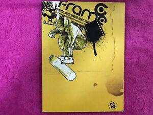 Frame Skateboard Video Magazine Cento X Cento Skate Nazionale