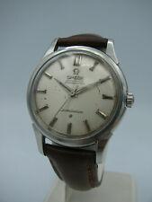 Vintage 1959 Omega Constellation Cal. 551 Ref. 14381 Stainless Steel Chronometer