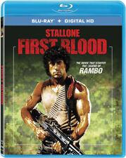 First Blood [New Blu-ray] UV/HD Digital Copy