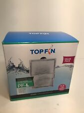 Top Fin PF-L SilenStream AUTHENTIC! Value Pack (12 per Box)