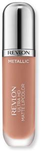 Revlon Ultra HD Matte Metallic Lip Lipcolor - 715 Glow
