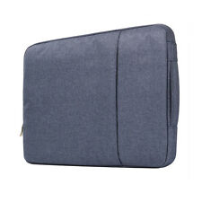 "Newest Denim Fabric Laptop Sleeve Case Bag Cover For MacBook Air Pro 11"" 13"" 15"""