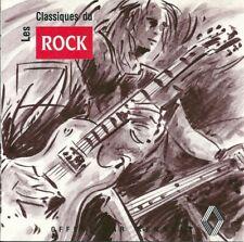 Les classiques du rock (CD) promo FRANCE Santana Toto Pat Benatar The Stranglers