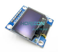 "Yellow Blue  0.96"" SPI SSD1306 128X64 OLED LCD Display Module STM32/AVR/51"