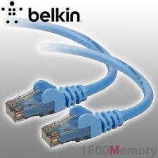 BELKIN 5m Category 6 Cat6 Gigabit 1Gbps Ethernet LAN Network Cable RJ45 Snagless
