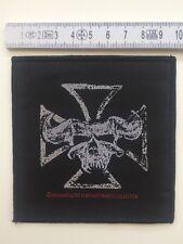 Danzig - Logo Aufnäher / Patch (Punk,Rock,Heavy Metal Sammlung)