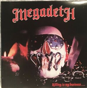 Megadeth – Killing Is My Business... And Business Is Good! CD (1985)