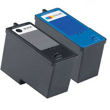 Non-OEM Replaces For Dell 922 All In One Ink Cartridges BlK+Col