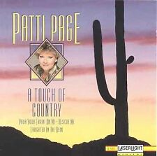 Touch of Country 1993 by Page, Patti
