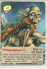 Spellfire 4th Edition Card M//NM 218//500 Skeletal Minion