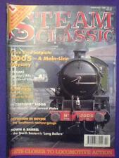 STEAM CLASSIC - LONG BOILERS - February 1995 #59